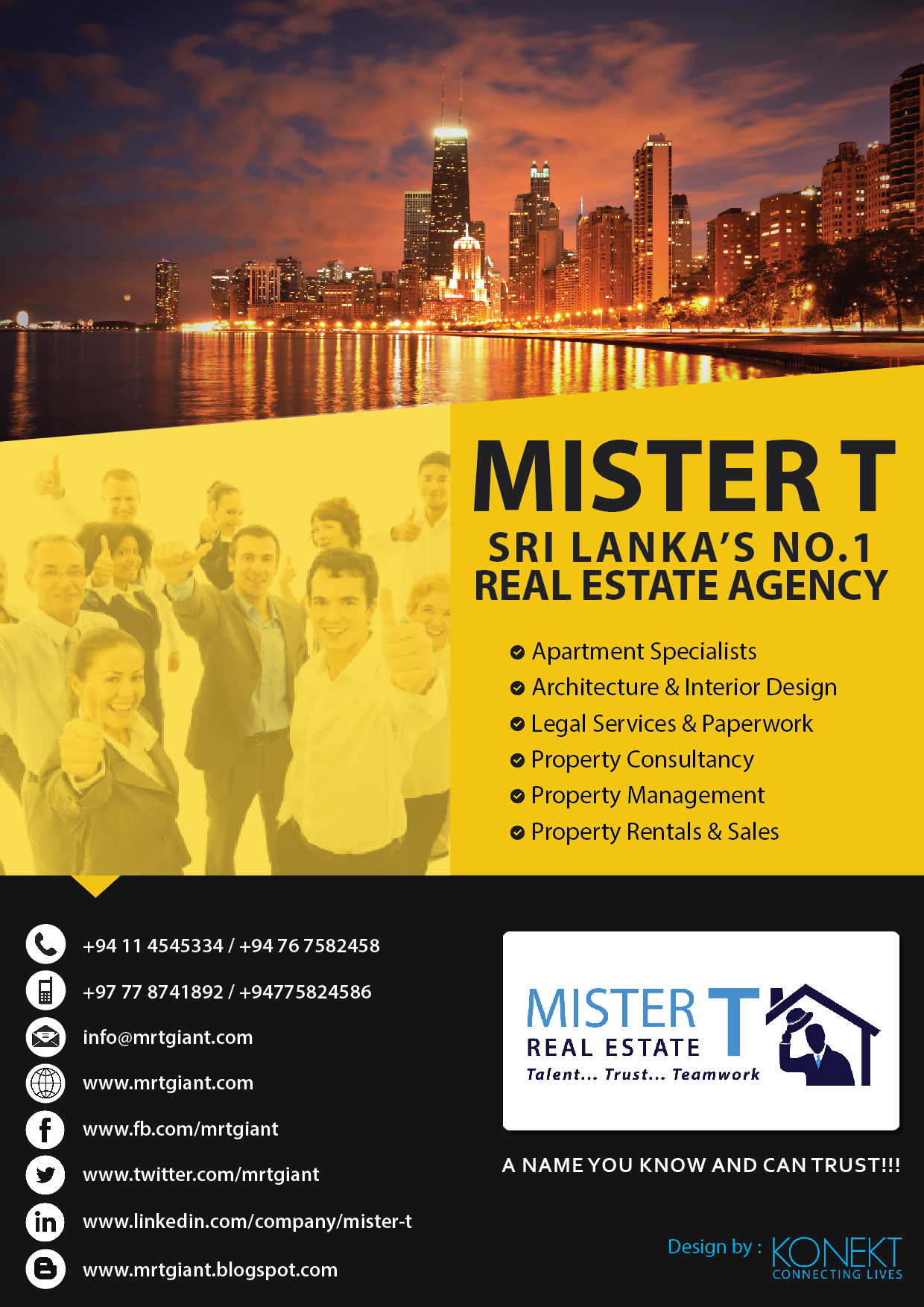 Picking a Reliable Real Estate Agency
