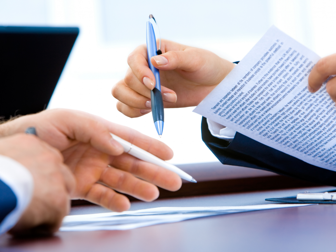 Rental Transactions – What is the paperwork procedure? How does it work?