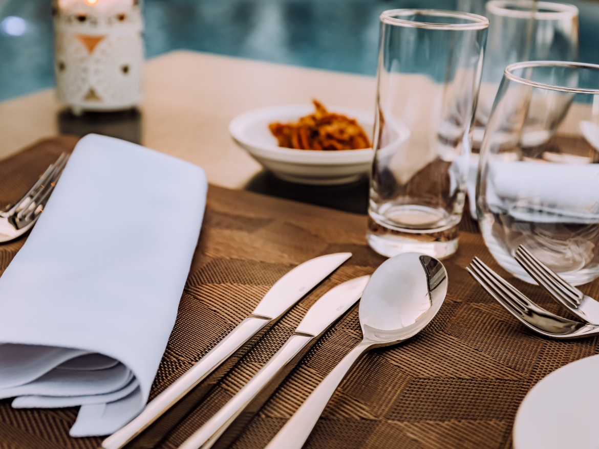 Cutlery – Crockery – Inventory Checking – Do you know how it works?