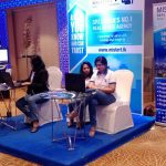 Mister T at the Lanka Property Show
