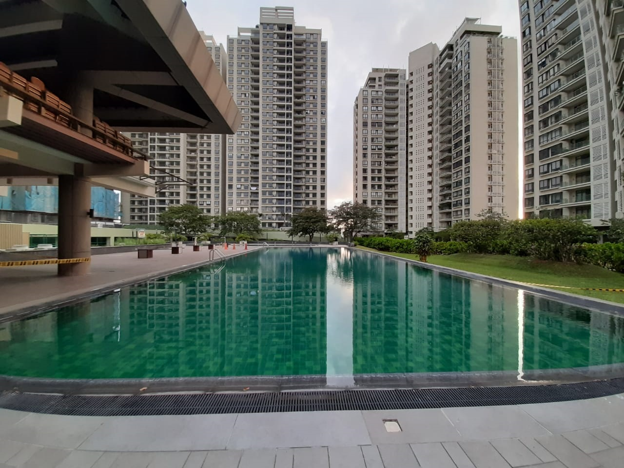 Havelock City 30 metre swimming pool